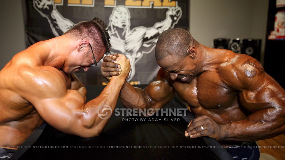 from Tripp gay armwrestling stories